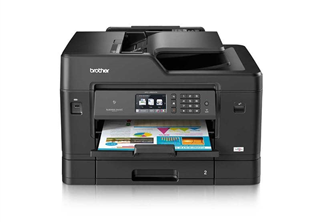 Brother MFC-J6930DW A3 Färg- Kopiator, -Scanner, -Printer, Fax, Duplex, WLAN, 256MB - 3 year on site