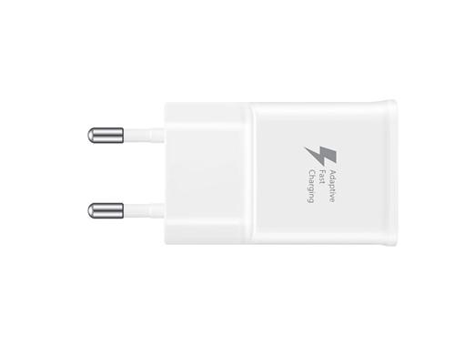 Samsung snabbladdare USB A port, 15W (9V 1.67A), 10W (5V 2A