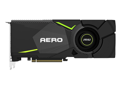 MSI GeForce RTX 2080 AERO