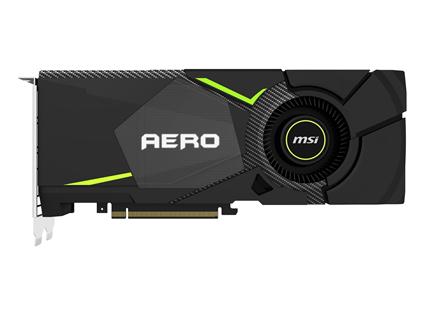 MSI GeForce RTX 2080 AERO